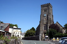 Plymstock, St Mary's Church, Devon © Tony Atkin