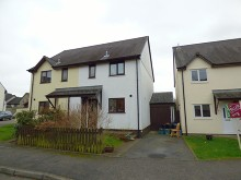 For Sale – Three bedroom semi-detached home